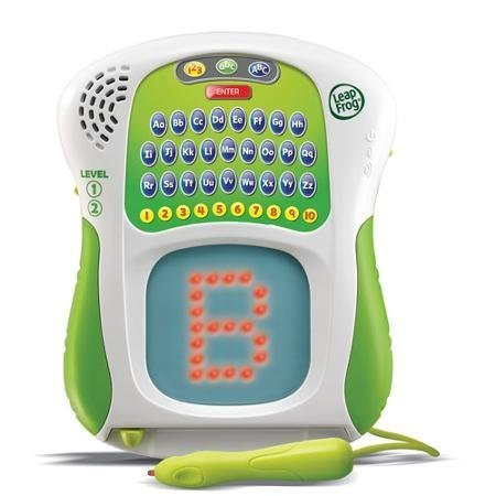 LeapFrog Scribble & Write, Kids trace the lights to learn how to write by Illuminations