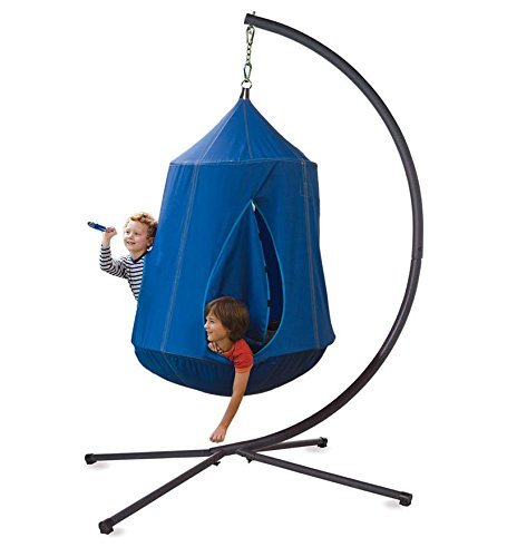HugglePod HangOut Special with Hanging Stand - Royal Blue