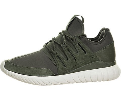 Adidas Tubular Radial Men's Shoes Shadow Green/Crystal White aq6724 (8 D(M) US)
