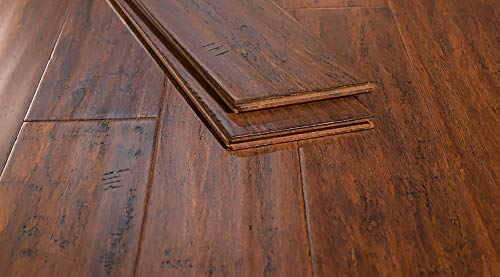 Ambient Bamboo Bamboo Flooring Sample Color Toasted