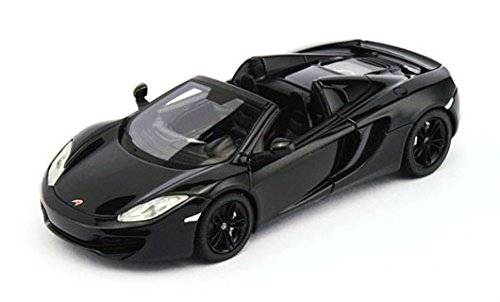 McLAREN MP412C SPIDER 2013 CARBON BLACK