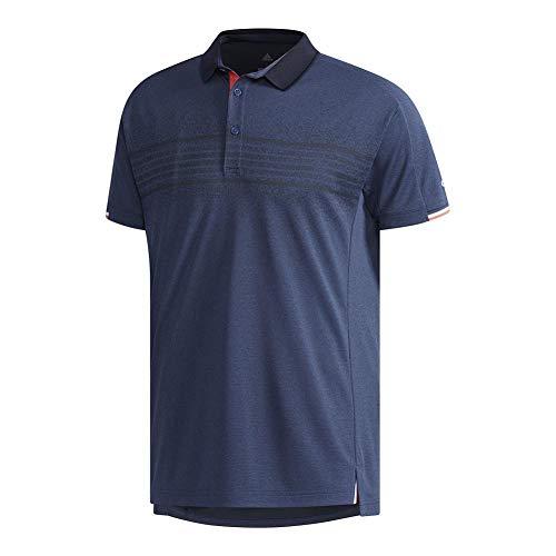 adidas Men's Club Polo Noble Indigo Medium