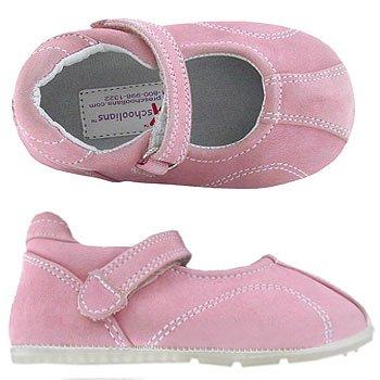 Pink Running Barefoot Mary Sport Jumping Jane Nubuck Preschoolians YgpA4qwnwB