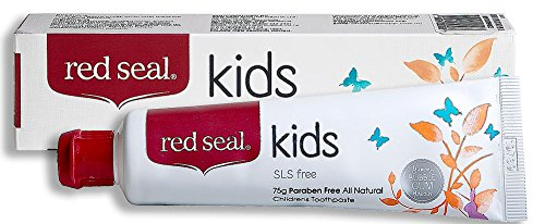 Pacific Resources Red Seal Children's All Natural Toothpaste