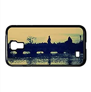 River Watercolor style Cover Samsung Galaxy S4 I9500 Case (Rivers Watercolor style Cover Samsung Galaxy S4 I9500 Case)