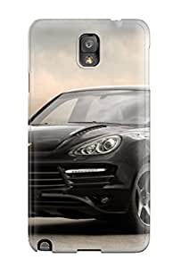 High Quality Attractive Porsche Cayenne Vantage Gtr Skin Case Cover Specially Designed For Galaxy Note 3