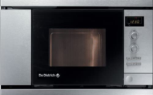 De Dietrich DME715X, 220-240 V, 50/60 Hz, 16 A, Plata/Negro, 560 x ...
