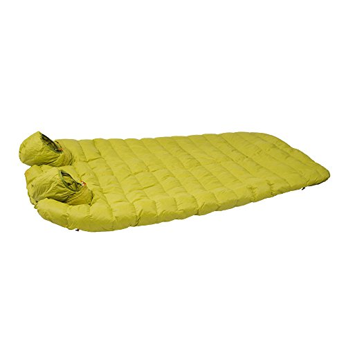 Exped HyperQuilt +36°F Sleeping Bag - Duo (Exped Sleeping Nylon Bag)