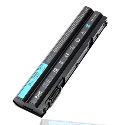 - 11.1V T54FJ New Laptop Battery for Dell Latitude E6420 E6430 E6520 E6530 E5530 E5520 E5430 E5420; Inspiron 5720 7720 5520 7520 5420 7420; Vostro 3560 3460, fits P/N T54FJ 8858X T54F3 M5Y0X P8TC7 4YRJH