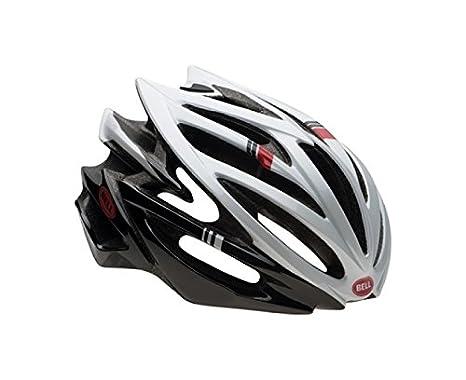 03526a7457f43 Bell Volt RL - Cascos bicicleta carretera - blanco negro Contorno de la  cabeza 59-63 cm 2015  Amazon.es  Deportes y aire libre
