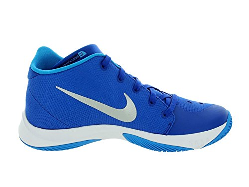 Hero Zoom 2015 Shoes Hyperquickness Royal Nike Men's Basketball Blue Game Silver Metallic zaxR5qOnq