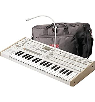 Pack Korg microkorg-s con SA funda Gator: Amazon.es: Instrumentos musicales