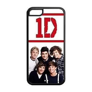 Customize One Direction Zayn Malik Liam Payn Niall Horan Louis Tomlinson Harry Styles Case for iphone5C JN5C-1468