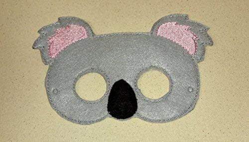 Felt Koala Mask