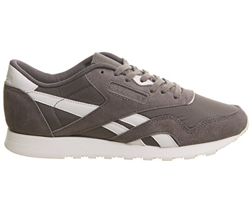 Mujer 000 de Pink Pale para Almost Reebok Deporte Multicolor Nylon Grey Cl Seasonal Zapatillas qFY1g
