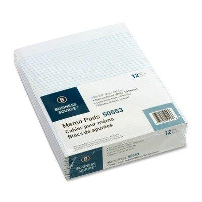 BSN50553 - Business Source Memorandum Pad