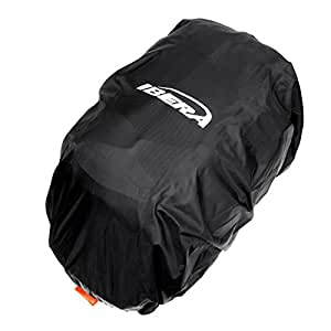 Ibera Bicycle All Weather Rain Cover for Commuter Bags and Panniers
