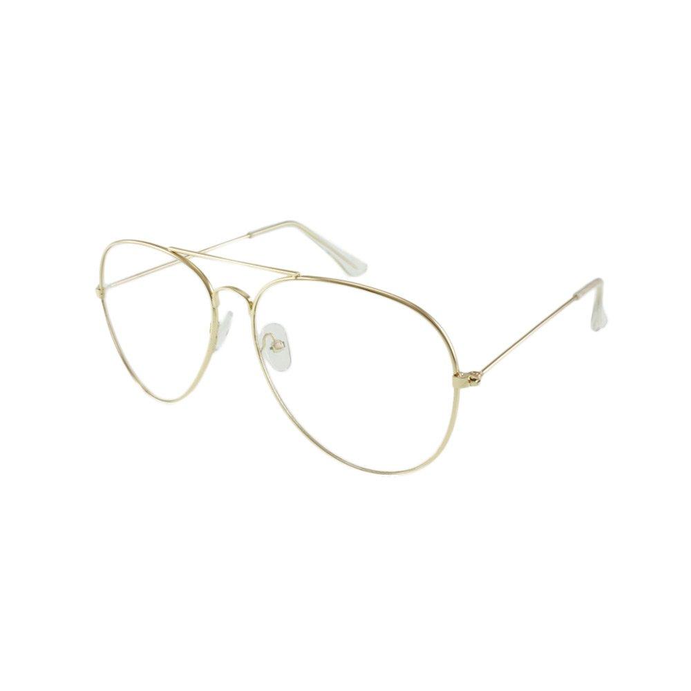 Maverick Aviator Style Glasses with Microfiber Pouch MQ Sunglasses