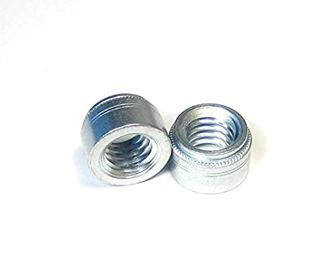 Color : White, Size : 10mm JWJY 20//50pcs M2//M2.5//M3//M4L+6mm Thread Black or White Spacing Screw Plastic for PCB Motherboard Fixed Nylon Standoff Spacer Pillar