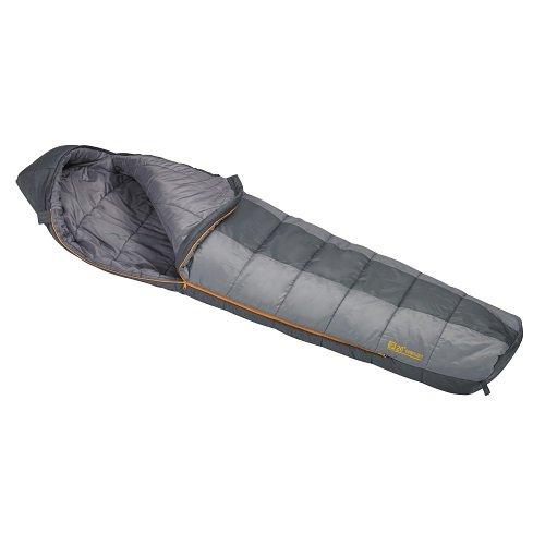 Slumberjack Boundary 20-Degree Sleeping Bag - Regular