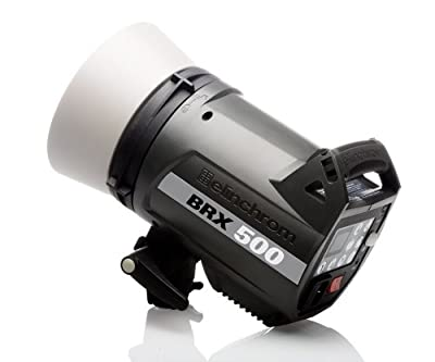 Elinchrom EL 20441.1 Style 500 (500Ws) BRX Multi-Voltage Compact Flash Unit (Multi Color) by Elinchrom