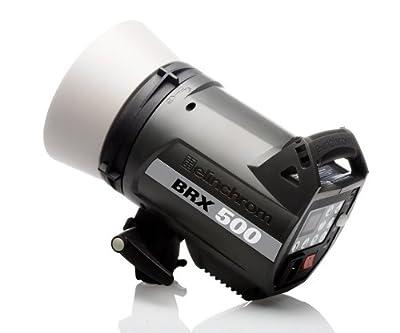 Elinchrom EL 20441.1 Style 500 (500Ws) BRX Multi-Voltage Compact Flash Unit (Multi Color) by Elinchrom