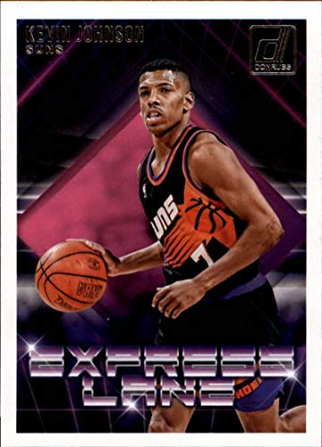 2018-19 Donruss Express Lane Basketball Card #20 Kevin Johnson Phoenix Suns Official NBA Trading Card Produced By Panini Retail Only -