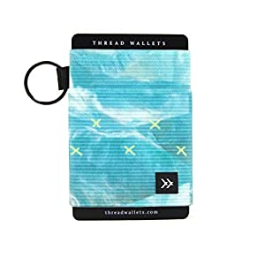 Thread Wallets – Slim Minimalist Wallet – Front Pocket Credit Card Holder