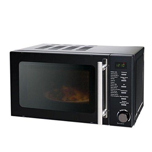 Domoclip Premium 109DOC - Microondas y grill (45,2 x 36 x 26,2 cm)