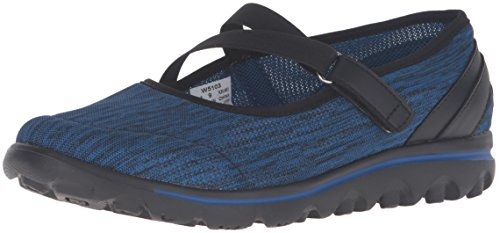 Oxford Travelactiv Navy Jane Propet Mary Heather Black Women's fF6znz