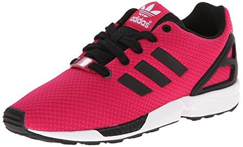adidas Kid 's ZX Flux K multicolor - rosa/negro