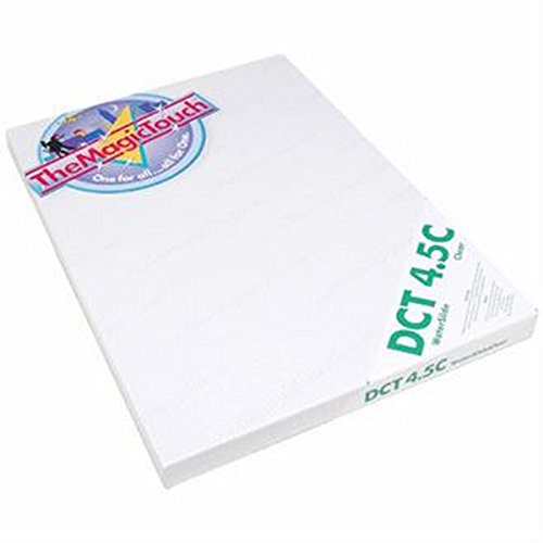 DCT 4.5 transfer paper(Clear, 50) by TheMagicTouch