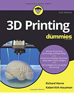 Amazon com: Getting Started with 3D Printing: A Hands-on Guide to