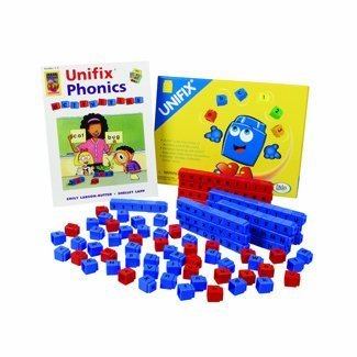 DIDAX DD-2816 UNIFIX LETTER CUBES SMALL GROUP SET by DIDAX ()