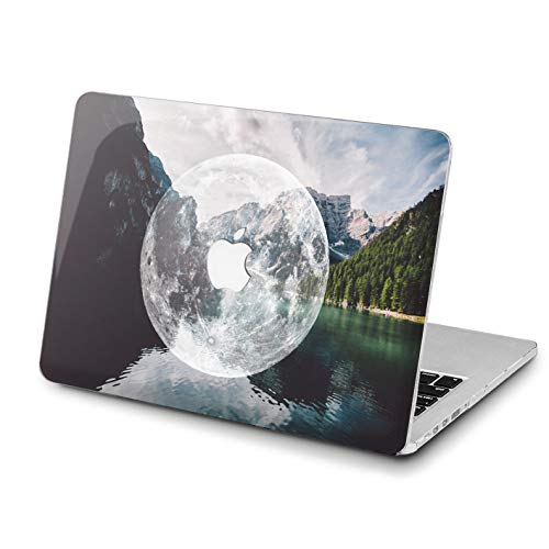 Lex Altern MacBook Nature Pro Case 15 inch 2018 Air 13 12 11 Mountain Forest A1706 A1989 A1369 Clear Moon Mac 2017 Retina Planet Hard Cover Lake Lightweight Laptop Protective Girl Women Touch Bar