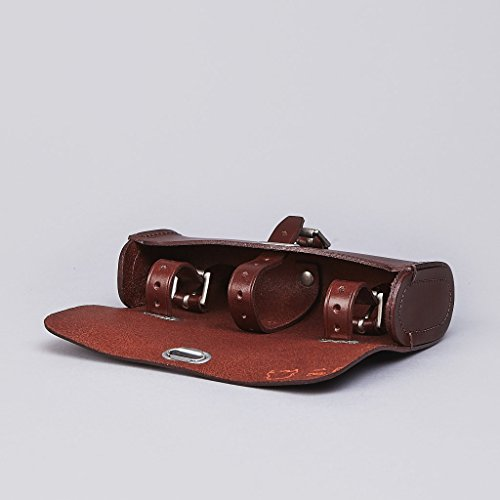 Brooks Saddles Challenge Tool Bag, Antique Brown, Large by Brooks England (Image #5)