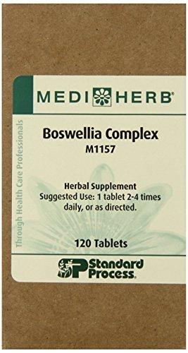 Boswellia Complex 120t by MediHerb by MediHerb by Mediherb
