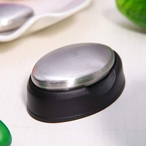saponetta in acciaio inox Elimina gli odori accuratamente progettata con ottimi materiali per accessori da cucina.