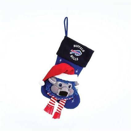 Amazon.com  SC Sports Buffalo Bills Baby Mascot Stocking  Home   Kitchen 0c0321b92c04