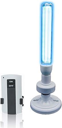 Lámpara de esterilización UV Purificador de Aire LED UV ...