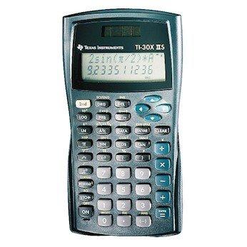(Texas Instruments TI-30X2S Two-Line Scientific Calculator)