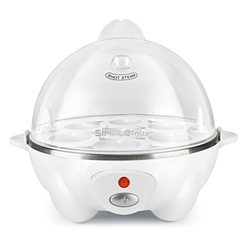 SimpleTaste Capacity Electric Omelets Feature
