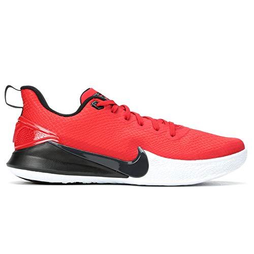 Nike Kobe Mamba Focus Basketball Shoe (11.5, University Red/Anthracite/Black)