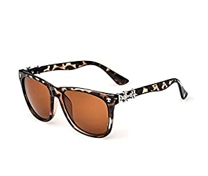 Arctic Star Chrome Hearts glasses retro fashion sunglasses can be equipped with myopia