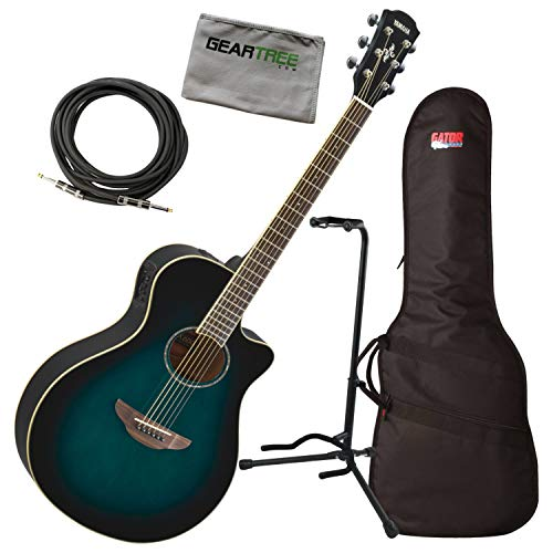 Yamaha APX600 OBB Thinline Acoustic-Electric Guitar for sale  Delivered anywhere in USA