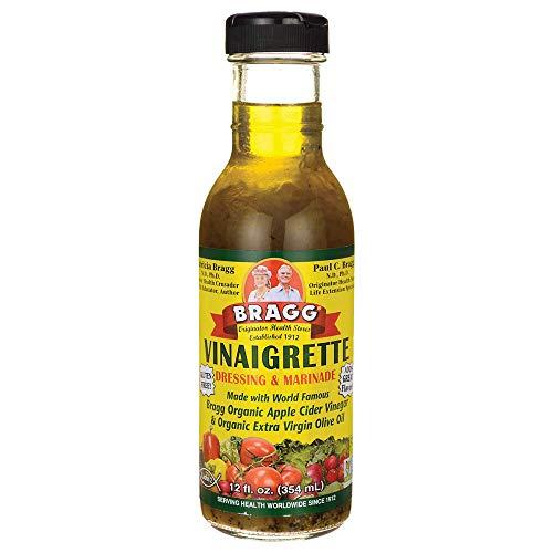 - Bragg, Organic Vinaigrette Dressing, 12 oz
