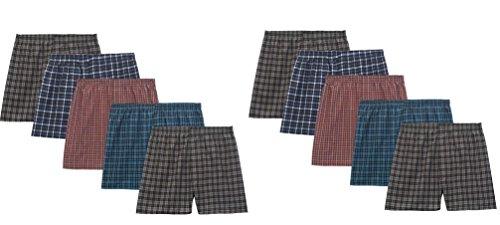 Fruit Loom 10Pack Boxers Underwear product image