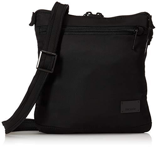 cb66145bb6 Pacsafe Women's Citysafe Cs50 Anti-theft Crossbody Purse - Mulberry Travel  Cross-Body Bag, 22 cm: Amazon.co.uk: Shoes & Bags