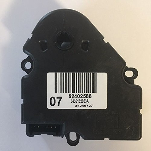 Replacements for General Motors Heater Blend Door Actuator 52402588, 89018365, 15-72971, 604-106,Chevy Silverado 1500 2500, Chevrolet Tahoe GMC Sierra 1500 2500HD & more. GM OEM Label on Part