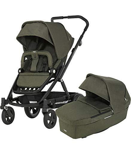 Britax Go Next - Silla de coche, grupo 0/1/2/3, color olive melange: Amazon.es: Bebé